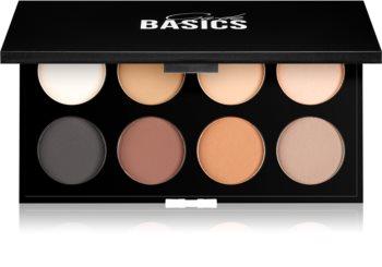 GA-DE Basics szemhéjfesték paletta