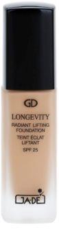 GA-DE Longevity rozjasňující make-up s liftingovým efektem