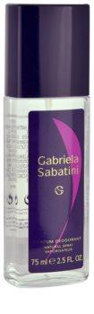 Gabriela Sabatini Gabriela Sabatini deodorant s rozprašovačom pre ženy