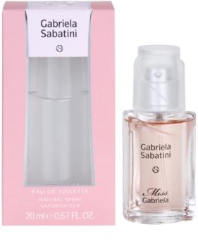 Gabriela Sabatini Miss Gabriela Eau de Toilette pentru femei