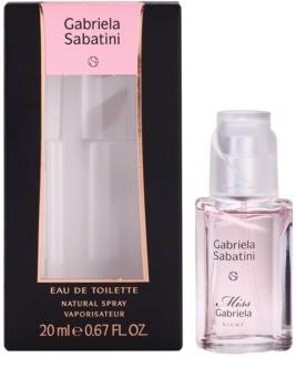 Gabriela Sabatini Miss Gabriela Night Eau de Toilette voor Vrouwen