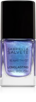 Gabriella Salvete Longlasting Enamel vernis à ongles effet holographique