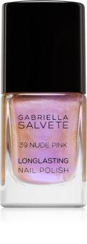 Gabriella Salvete Longlasting Enamel vernis à ongles longue tenue à paillettes