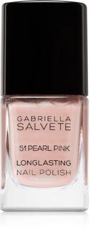 Gabriella Salvete Longlasting Enamel vernis à ongles longue tenue effet nacré