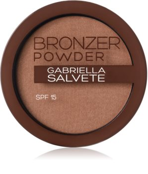 Gabriella Salvete Bronzer Powder poudre bronzante SPF 15