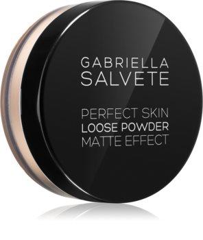 Gabriella Salvete Perfect Skin Loose Powder poudre matifiante