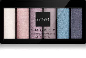 Gabriella Salvete Eyeshadow 6 Shades Palette palette de fards à paupières