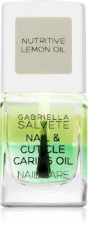 Gabriella Salvete Nail Care Nail & Cuticle Caring Oil huile nourrissante ongles