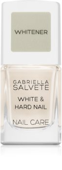 Gabriella Salvete Nail Care White & Hard Nail Basic Nagellack mit festigender Wirkung