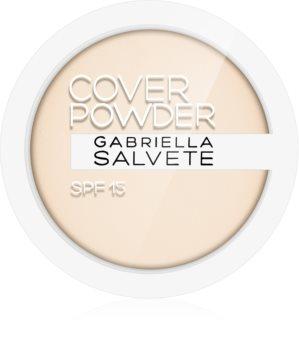 Gabriella Salvete Cover Powder kompakt púder SPF 15