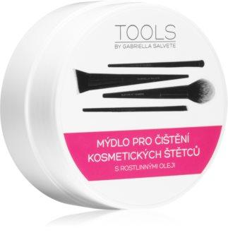 Gabriella Salvete Tools savon nettoyant pour pinceaux de maquillage