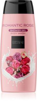 Gabriella Salvete Shower Gel Romantic Rose Silkeagtig brusegel Til kvinder