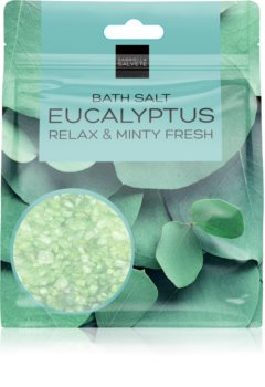 Gabriella Salvete Relax & Minty Fresh Eucalyptus sal de banho relaxante