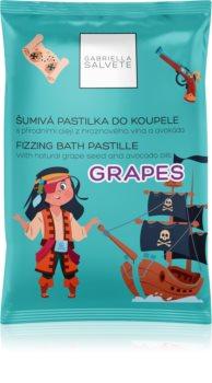 Gabriella Salvete Bath Pastille Grapes tabletes de banho