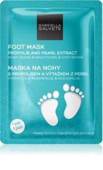 Gabriella Salvete Foot Mask восстанавливающая маска для ног и ногтей