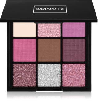 Gabriella Salvete Eyeshadow 9 Shades Palette Lidschatten-Palette