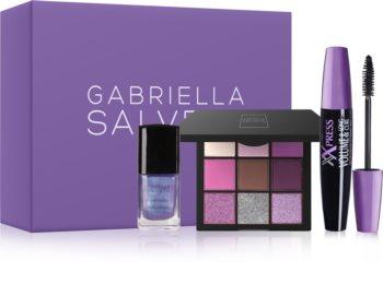 Gabriella Salvete Gift Box Violet Geschenkset (für einen perfekten Look)
