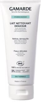 Gamarde Cleansers lapte demachiant pentru piele sensibilă