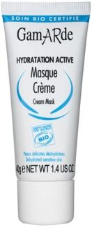 Gamarde Hydratation Active máscara hidratante para pele seca a sensível