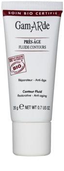 Gamarde Anti-Ageing fluido renovador de contorno de ojos y labios