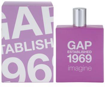 Gap Gap Established 1969 Imagine eau de toilette para mujer 100 ml