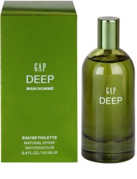Gap Deep Men toaletná voda pre mužov
