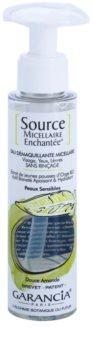 Garancia Enchanted Micellar Water Almond água de limpeza para rosto e olhos