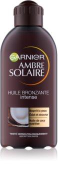 Garnier Ambre Solaire olej na opalování SPF 2