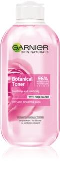 Garnier Botanical lotion visage pour peaux sèches à sensibles