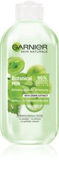 Garnier Botanical мляко за почистване на грим за нормална към смесена кожа