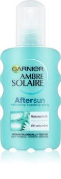 Garnier Ambre Solaire Frissítő és hidratáló spray napozás után