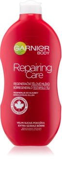 Garnier Repairing Care Regenerating Body Milk For Very Dry Skin