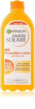 Garnier Ambre Solaire leite solar protetor SPF 20