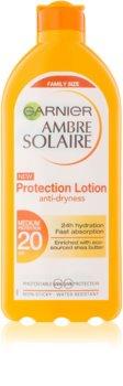 Garnier Ambre Solaire loțiune de protecție solară SPF 20