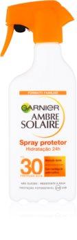 Garnier Ambre Solaire спрей за загар  SPF 30