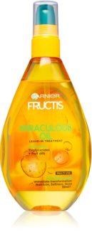 Garnier Fructis Miraculous Oil vyživující olej pro suché vlasy