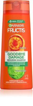 Garnier Fructis Goodbye Damage erősítő sampon a károsult hajra