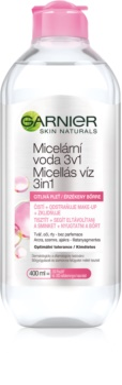 Garnier Skin Naturals agua micelar para pieles sensibles