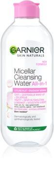 Garnier Skin Naturals micellás víz érzékeny arcbőrre