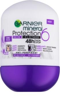 Garnier Mineral 5 Protection Antitranspirant-Deoroller 48h