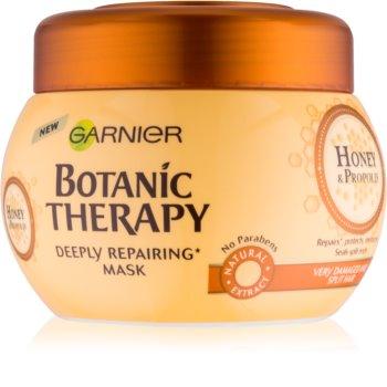 Garnier Botanic Therapy Honey Vernieuwende Masker  voor Beschadigd Haar
