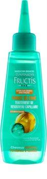 Garnier Fructis Grow Strong cuidado sin aclarado par el cuero cabelludo