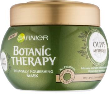 Garnier Botanic Therapy Olive vyživující maska pro suché a poškozené vlasy