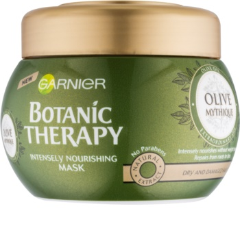 Garnier Botanic Therapy Olive подхранваща маска  за суха и увредена коса