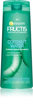 Garnier Fructis Coconut Water shampoing fortifiant