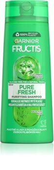 Garnier Fructis Pure Fresh подсилващ шампоан