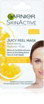 Garnier Skin Active Brightening Mask for Dull, Uneven Skin