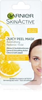 Garnier Skin Active maschera illuminante per pelli spente e on uniformi