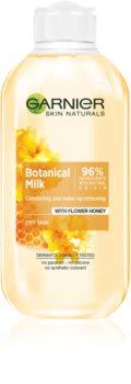 Garnier Botanical lapte demachiant pentru tenul uscat