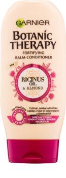 Garnier Botanic Therapy Ricinus Oil posilujicí balzám pro slabé vlasy s tendencí vypadávat